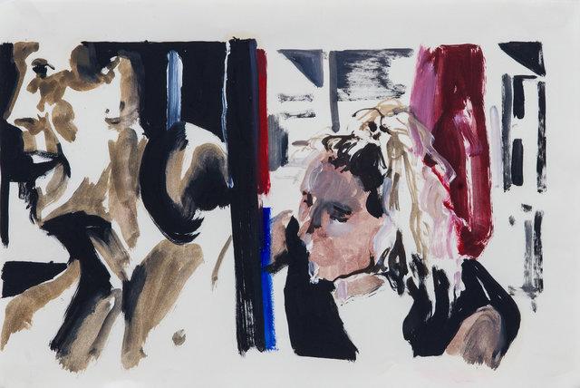 , 'Juliette study,' 2017, Cynthia Corbett Gallery