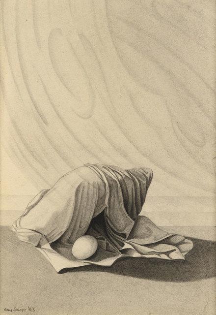 , 'Minutes #8 (Recto Verso),' 1943, Weinstein Gallery
