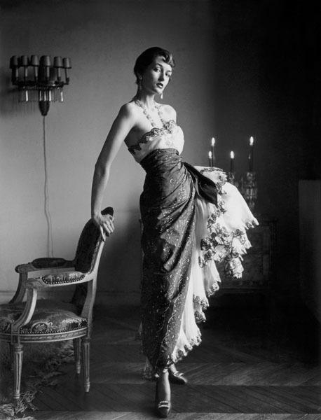 , 'Comtesse Alain de la Falaise, Paris, France,' 1949, Adamson Gallery
