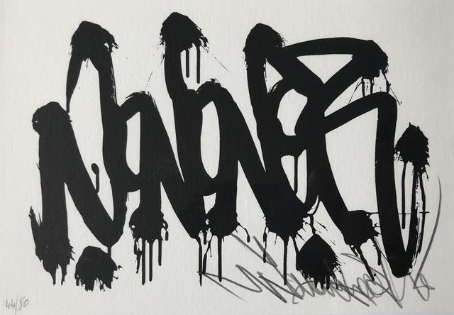 JonOne, 'Jonone signature', DIGARD AUCTION