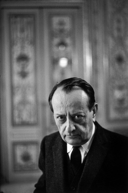 , 'André Malraux,' 1968, AMS/XS