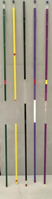 , 'Réguas de acrílico,' , Clima Art Gallery