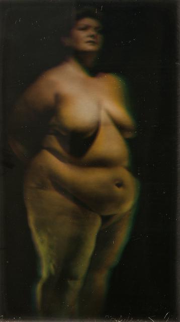 Harriet Casdin-Silver, 'Venus of Willendorf', 1991, Photography, Hologram, Skinner