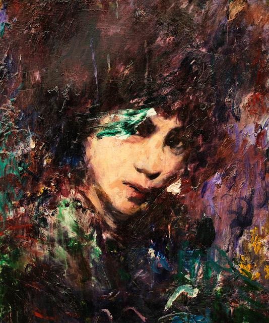 , 'Soleil,' 2018, Fabien Fryns Fine Art