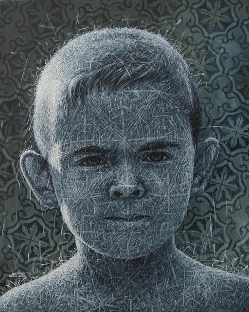 Alexi Torres, 'Sun Light - Marcos Aurelio', 2016, Painting, Oil on canvas, Maune Contemporary