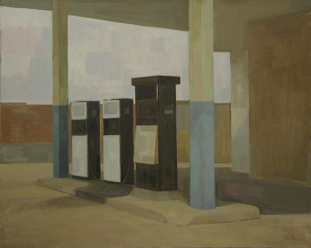 , 'Filling Station No. 1 ,' 2010-2015, UCCA