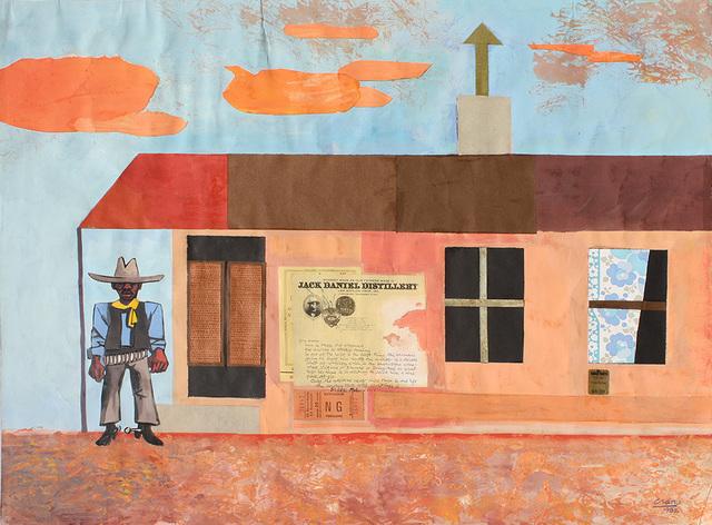 , 'Black Cowboy,' 1982, SMAC
