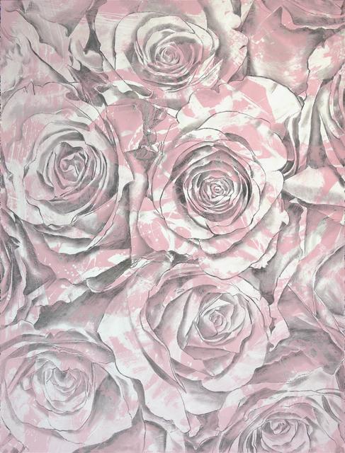 , 'Everlasting Bloom (Cadmium Red Light Pink),' 2017, Brintz Gallery