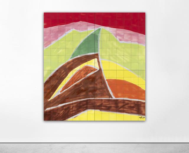 , 'Mont Tamapaïs II,' 2019, Galerie Lelong & Co.