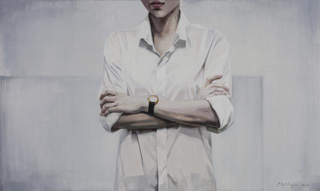 , 'The Watch Isn't a Timepiece,' 2015, Parkview Green Art