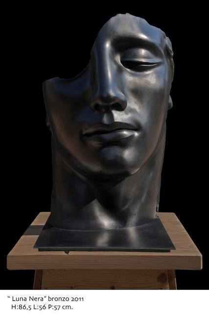, 'Luna Nera,' 2011, Contini Art Gallery