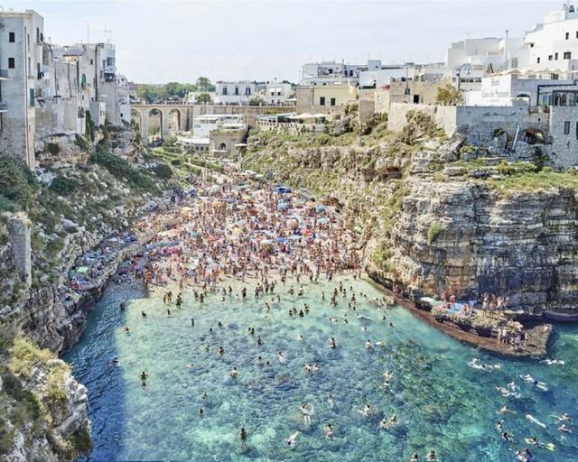 , 'Polignano A Mare (mid-day), Bari, Italy,' 2019, Susan Spiritus Gallery