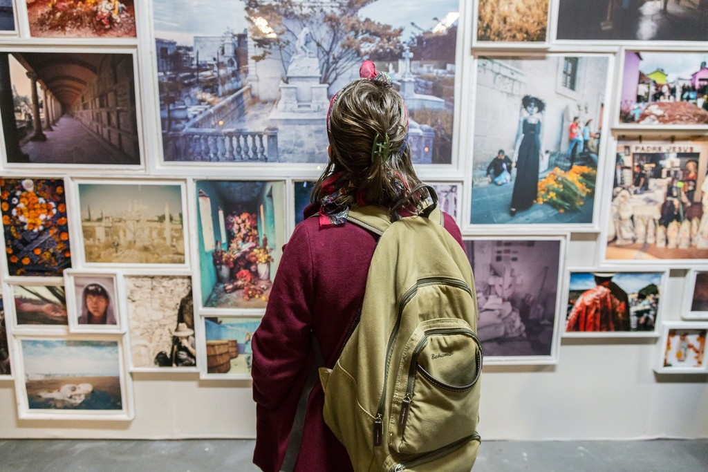 Laboratory Gallery, Summerhall Edinburgh. Photography by Aly Wight