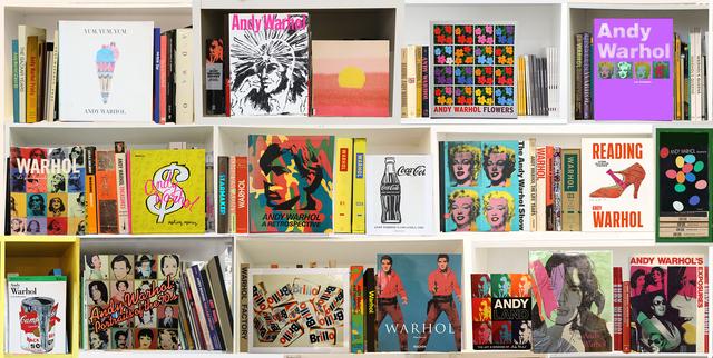 , 'Art AW (Andy Warhol),' 2019, Axiom Contemporary