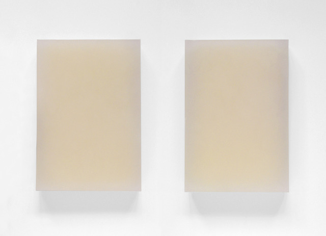 Steven Day, 'Untitled', Wax, oil and gesso on wood, Gallery Nosco