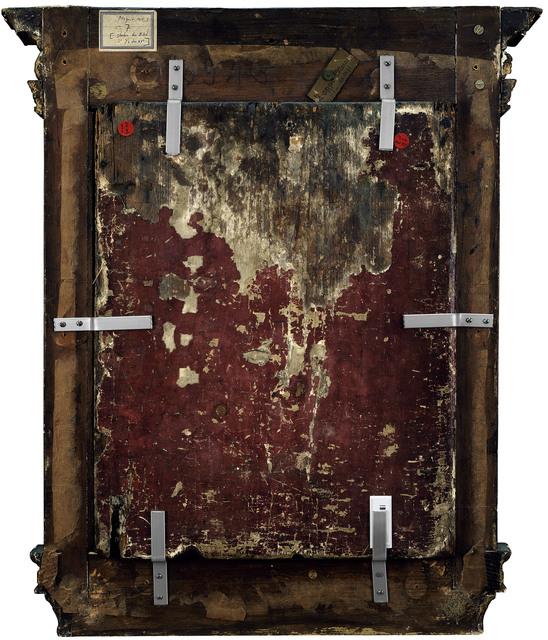 , 'Verso n°46, Le Christ enfant en Salvador Mundi, par Biagio di Antonio Tucci, collection du musée Magnin de Dijon,' 2009/2012, Modernism Inc.