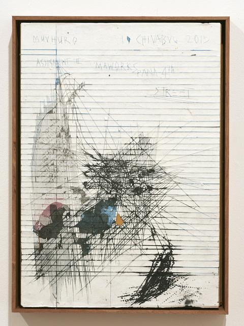 , 'Kuzviitira (Letter No.1),' 2015, Tiwani Contemporary