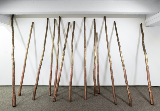 , 'Imdyazen (les poètes) #3,' 2018, Voice Gallery
