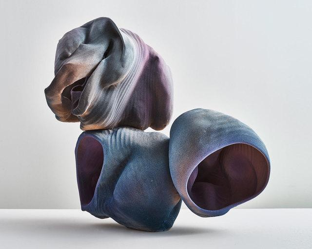 , 'It's a Toy Violet Brain,' 2018, Jason Jacques Gallery