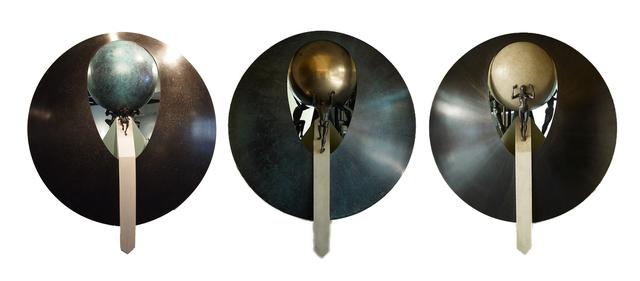 , 'Sola, Terra, Luna,' 2015, Melissa Morgan Fine Art