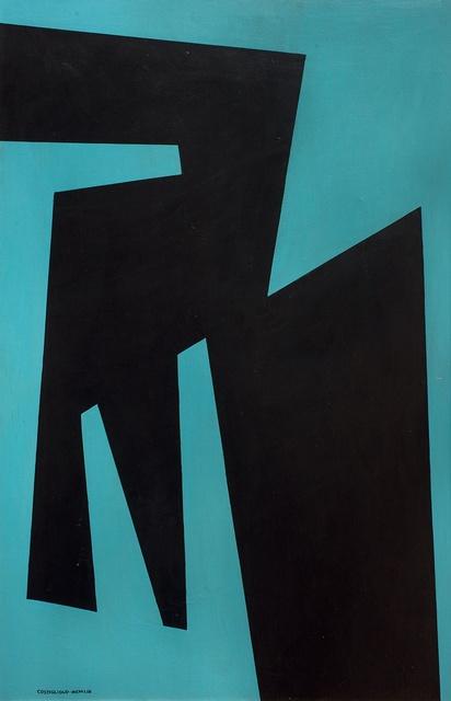, 'Forma Negra (Brussels series),' 1959, Galería de las Misiones