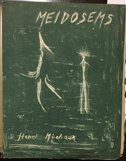 Henri Michaux, 'Meidosems', 1948, Wallector
