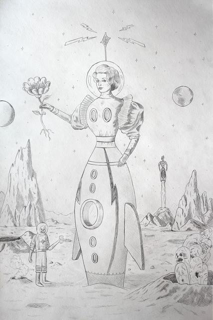, 'Galáxia,' 2014, Choque Cultural