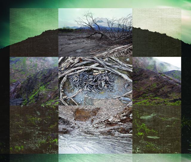 , 'Pyroclastic Remains,' 2012, David Richard Gallery
