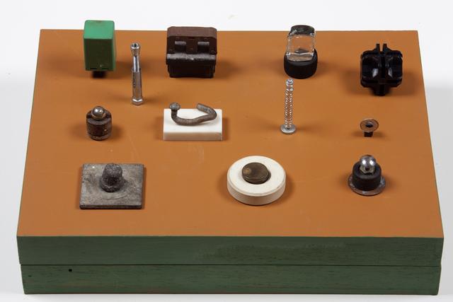 Montez Magno, 'Museu de Nanoesculturas,' 2009, Galeria Pilar