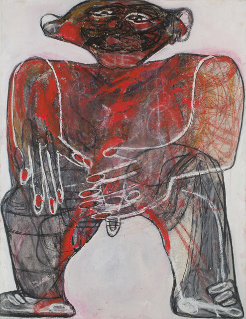 , 'Le Refus,' 2015, Cavin Morris Gallery