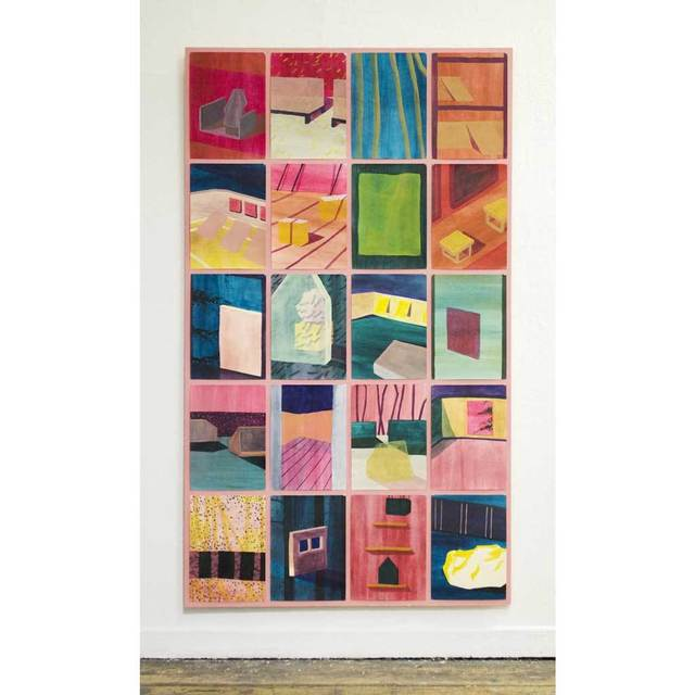 , 'Memories I Might Have,' 2017, The Biscuit Factory