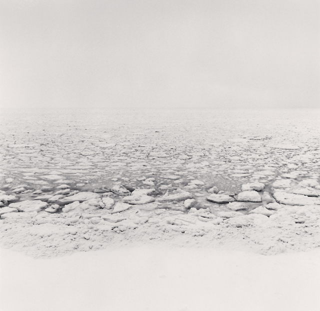 , 'Frozen Sea of Okhotsk, Study 1, Teshikaga, Hokkaido, Japan,' 2004, G. Gibson Gallery