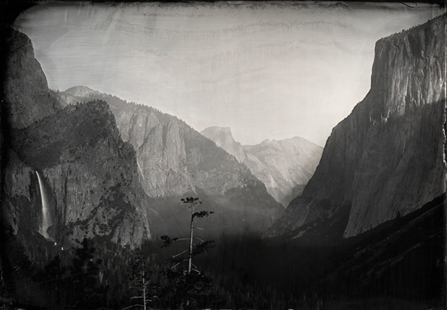 , 'Tunnel View Yosemite,' 2012, Danziger Gallery