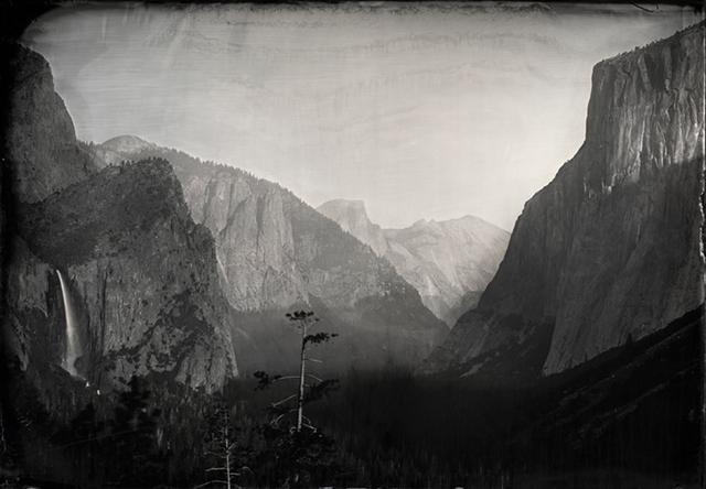 , 'Tunnel View Yosemite,' 2012, Danziger Gallery