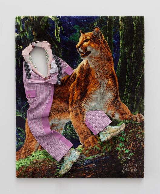 , 'Blanket 5,' 2017, Tatjana Pieters