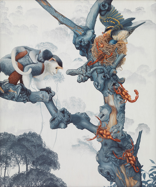 , 'Altruism,' 2015, Joshua Liner Gallery