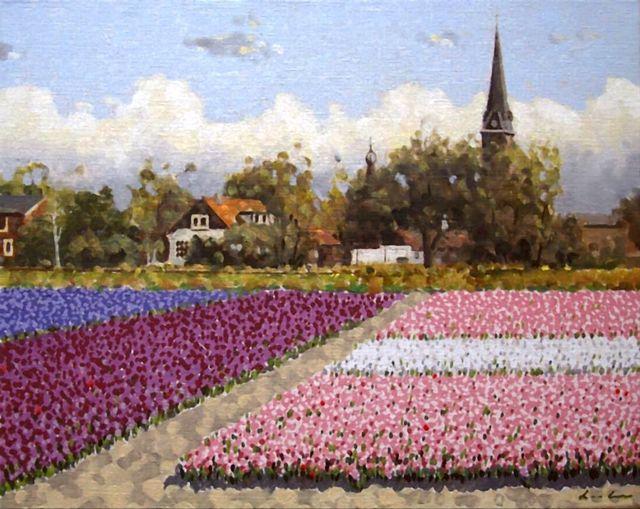 , 'Bulb fields Voorhout,' ca. 2017, ArtBoutique