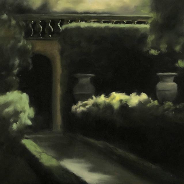 Mallory Lake, 'Villa Lante', 2010, William Baczek Fine Arts