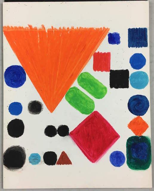 , 'No. 3,' 1969, Inman Gallery