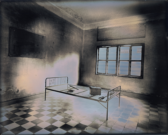 , 'Former Torture Cell at Tuol Sleng Genocide Museum,' 2017, Lisa Sette Gallery