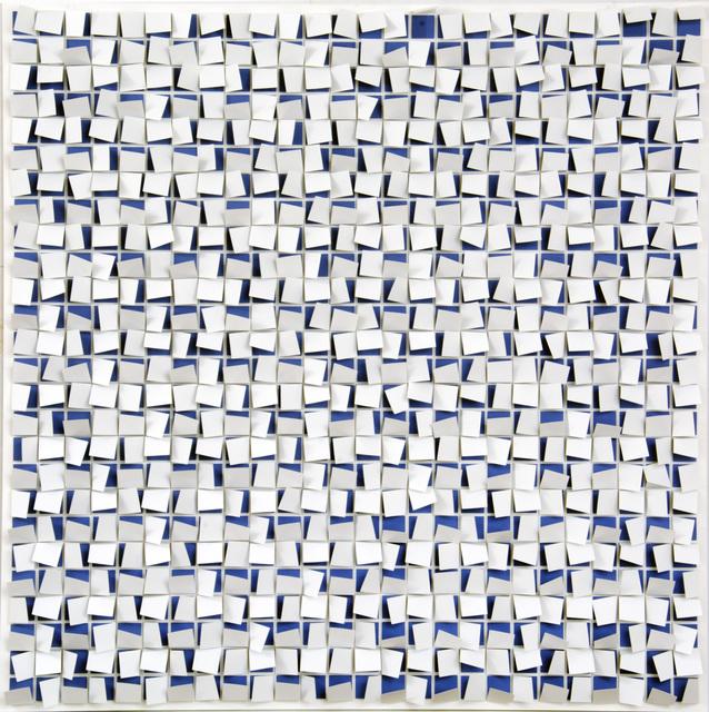 , 'Blues Frenzy,' 2016, Paraphé