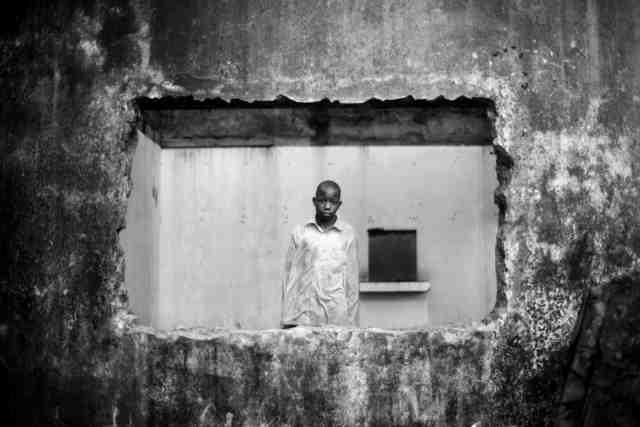 , 'Nelson Mandlate, Growing in Darkness Series,' 2012-2015, Ed Cross Fine Art