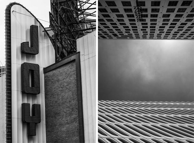 Juan Pablo Castro, 'Joy, and Versus, Set', 2016, Photography, Archival pigment print, Black and White Edition, The Art Design Project