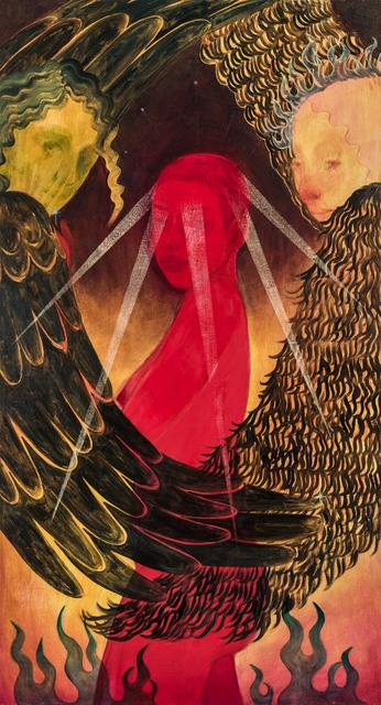 , 'Mercy and Goodness,' 2018, Shulamit Nazarian