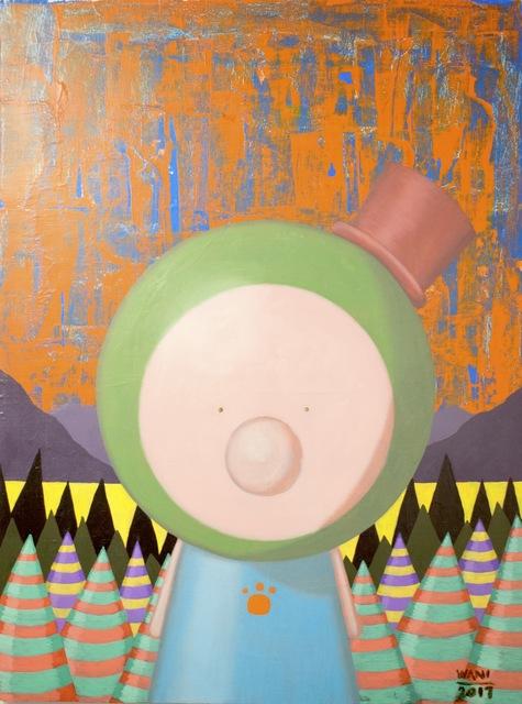 , 'Vivi,' 2017, Qube Gallery