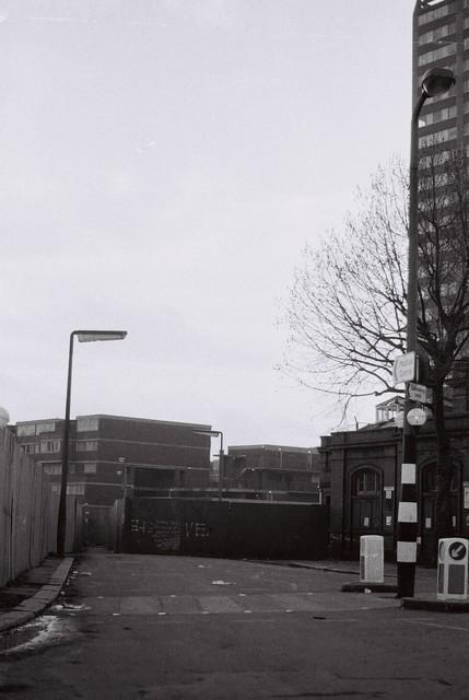 , 'Uninhabited London,' 1977-2016, Linn Lühn