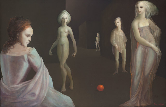 , 'Le carrefour d'hecate,' 1977, Weinstein Gallery
