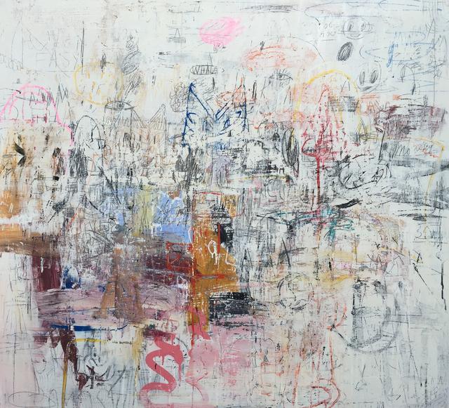 , 'Over Easy,' 2015, Portland Fine Art