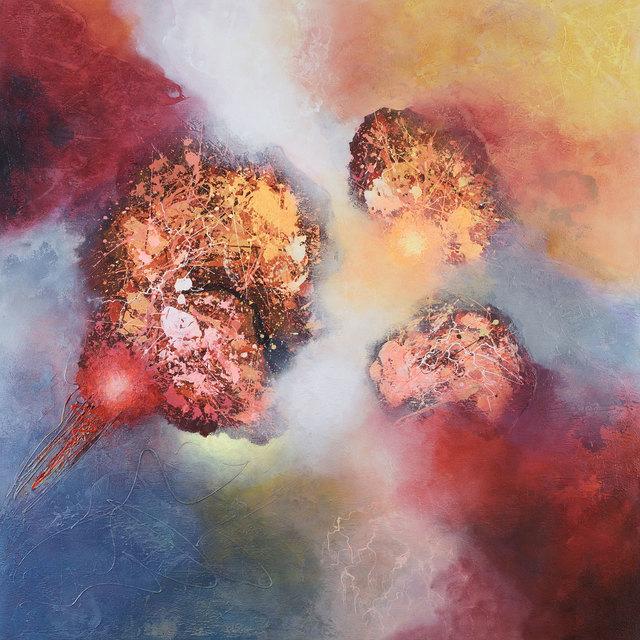 , 'Padparadsha,' 2016, Albemarle Gallery | Pontone Gallery