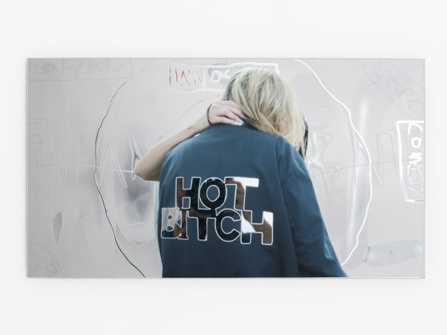 , 'Motivational Mirror,' 2017, Fisher Parrish Gallery